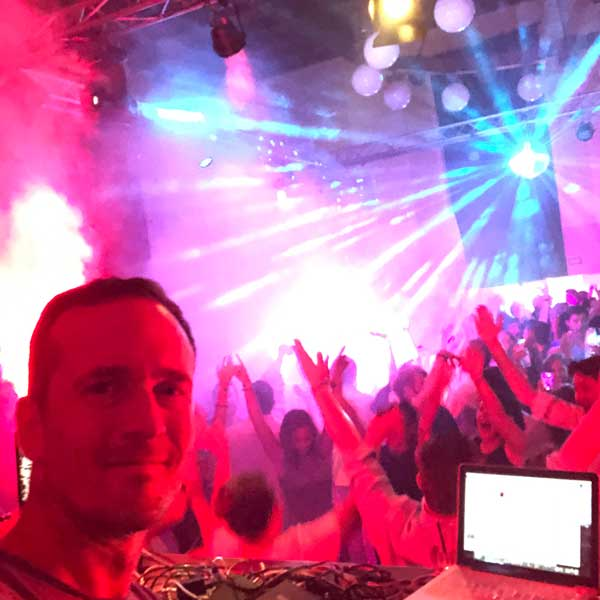 DJ Nick Henkel Abiball